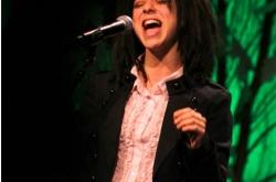 Michelle sings