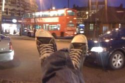 Feet in London
